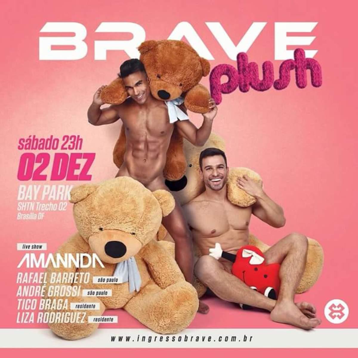 Brave Plush