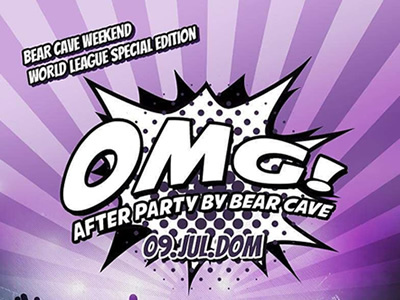 OMG! Tie Break After Party by BEAR CAVE