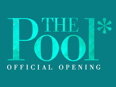 The Pool (Official Opening)