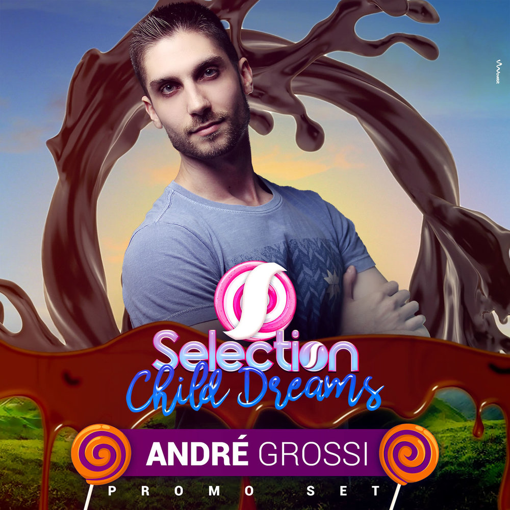 ANDRÉ GROSSI | SELECTION CHILD DREAMS (PROMO SET)