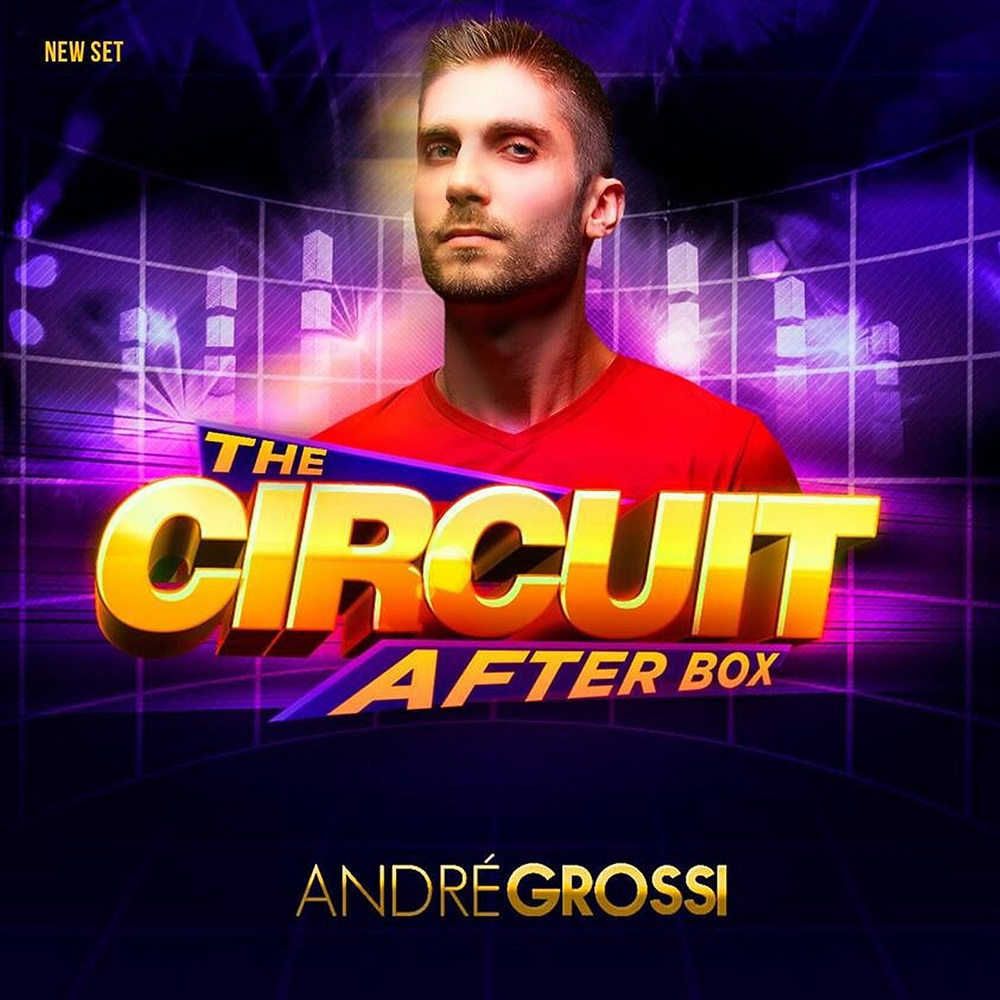 ANDRÉ GROSSI | THE CIRCUIT AFTER BOX (PROMO SET)